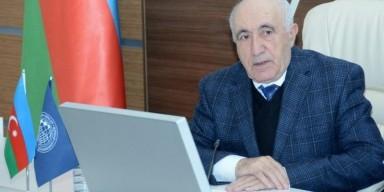 Professor Şahlar Əsgərov - 80