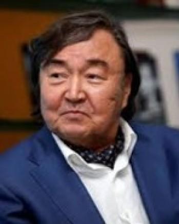 Oljas Omaroviç Süleymenov