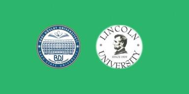 BDU ilə ABŞ-ın Linkoln Universiteti arasında ikili diplom proqramı üzrə əməkdaşlıq müqaviləsi imzalanıb