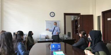 Tətbiqi analizin riyazi üsulları kafedrasında elmi seminar keçirilmişdir